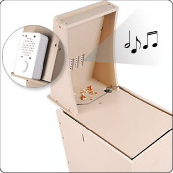 "Sparrow ""Trap Door"" Bird Trap w/Audio Module"