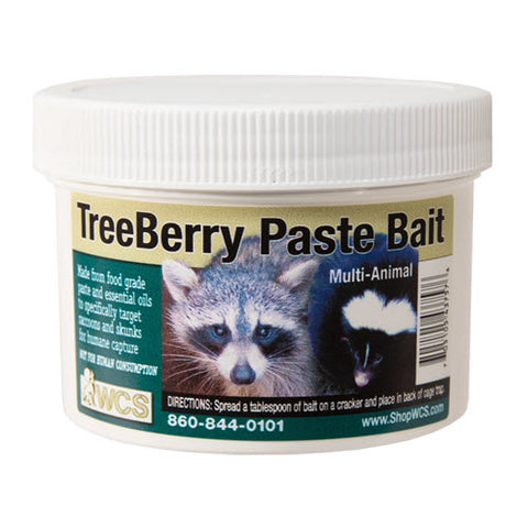 WCS  TreeBerry Multi-Animal Paste Bait