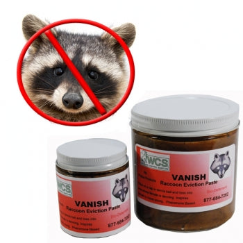Vanish Raccoon Eviction Paste