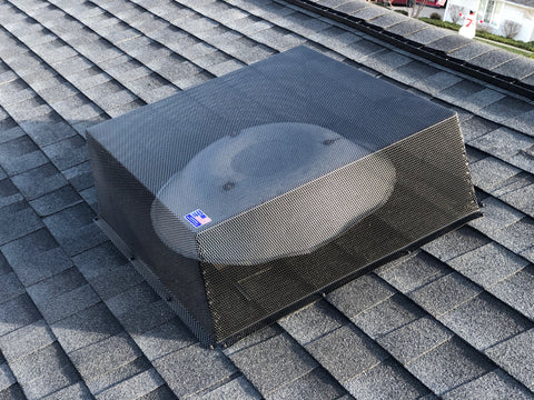 Xclusion Pro XL  Attic Fan Vent Guard by AAC