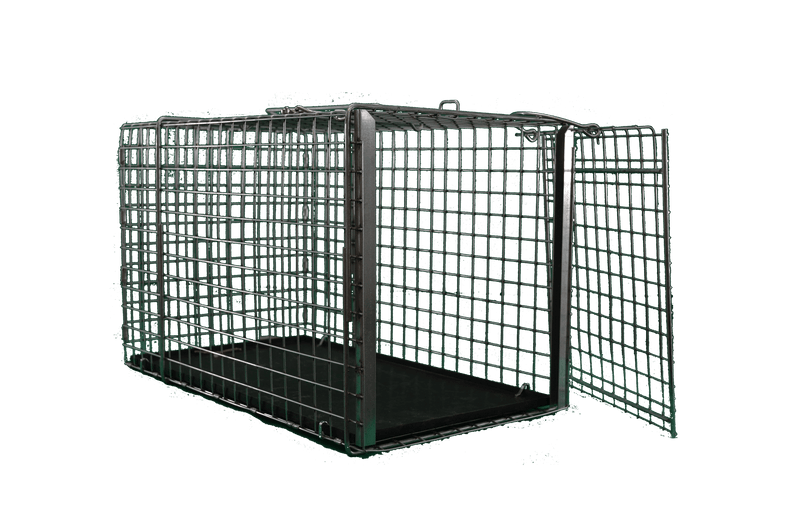 Tomahawk 306NC Transfer Cage with Door Removed
