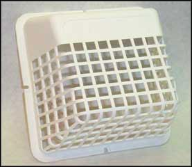 Universal Pest Guard Dryer Vent Cover