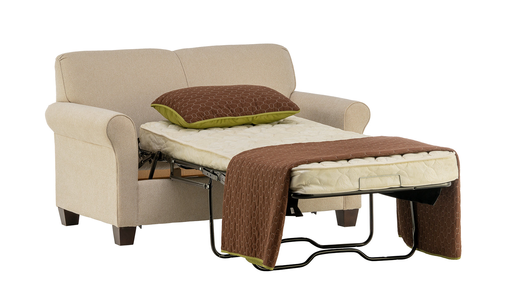Awesome Angie Twin Sleeper Sofa Pabps2019 Chair Design Images Pabps2019Com