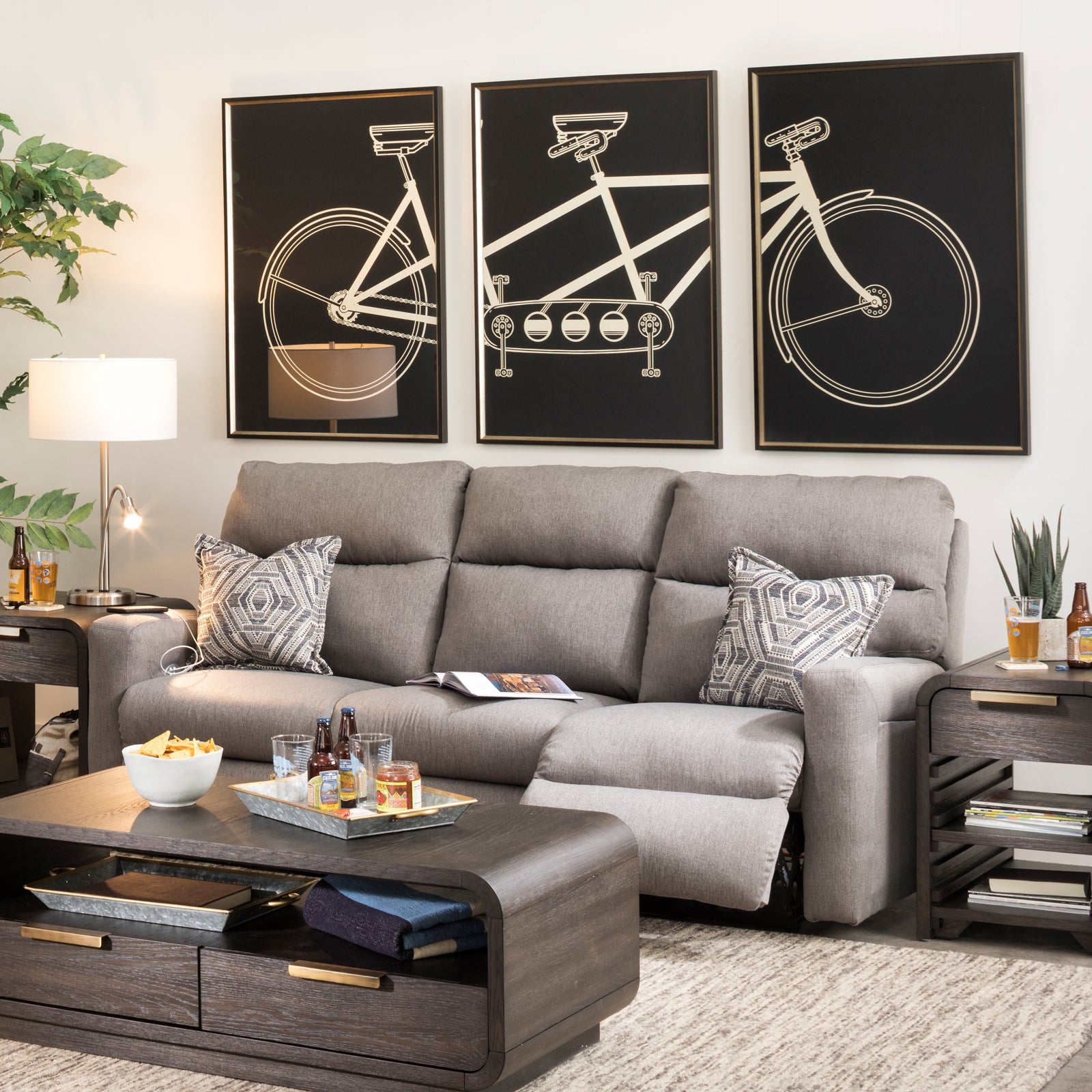 Tandem Bicycle Schneiderman S Furniture Minneapolis St Paul
