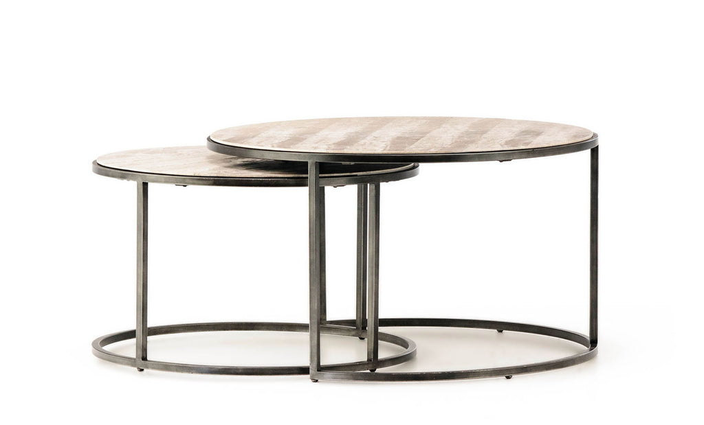 Modern Basics Nesting Coffee Table Schneiderman S