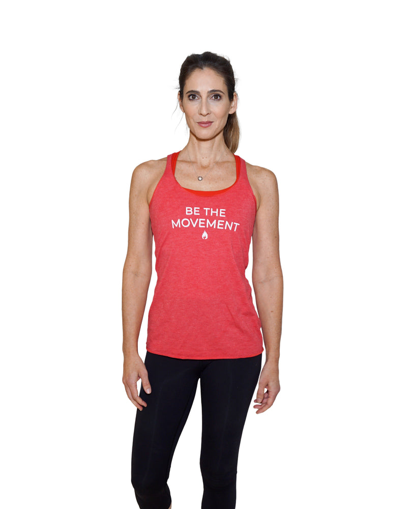 Be the Movement Tank