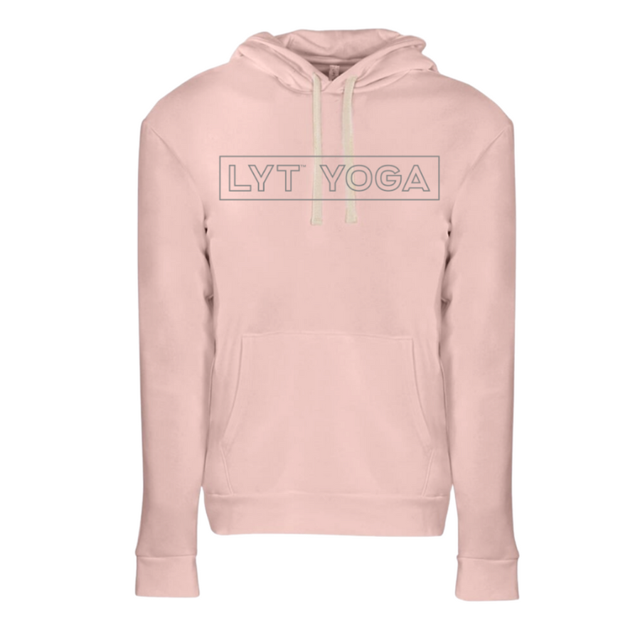 LIMITED EDITION Blush LYT Pullover Hoodie