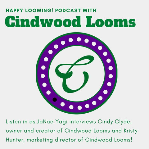 Podcast Cindwood Looms Owner and Marketing Director