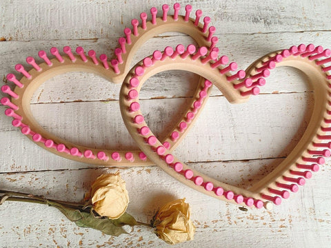 Limited Edition Heart Looms