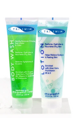 Triswim Bath Set: Triswim Body Wash + Lotion