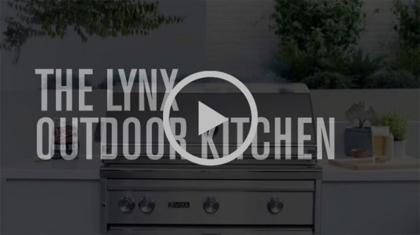 The Lynx Outdoor Kitchen - Play video