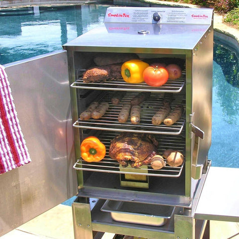 SmokinTex Pro Series Residential BBQ Electric Smoker Model 1500