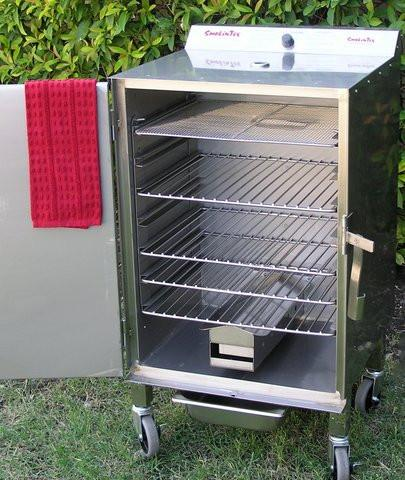 SmokinTex Pro Series Residential BBQ Electric Smoker Model 1460
