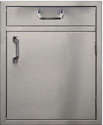PCM 260 Series Single Door and 4 Inch Drawer Combo Right