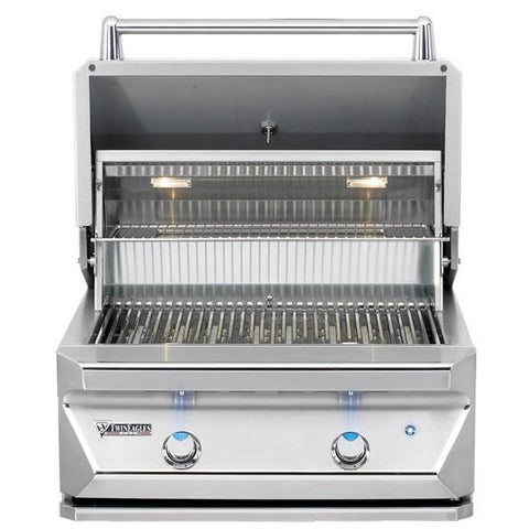 "30"" Twin Eagles Built-In Gas Grill, Liquid Propane"