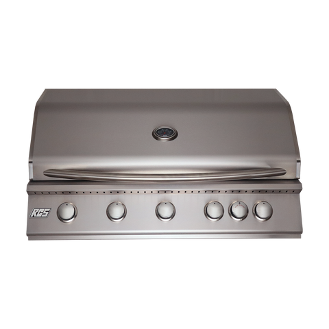 "RCS 40"" Premier Drop-In Grill - RJC40A-NG"