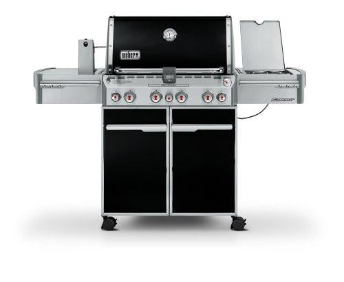 Weber Summit E-470 Propane Gas Grill