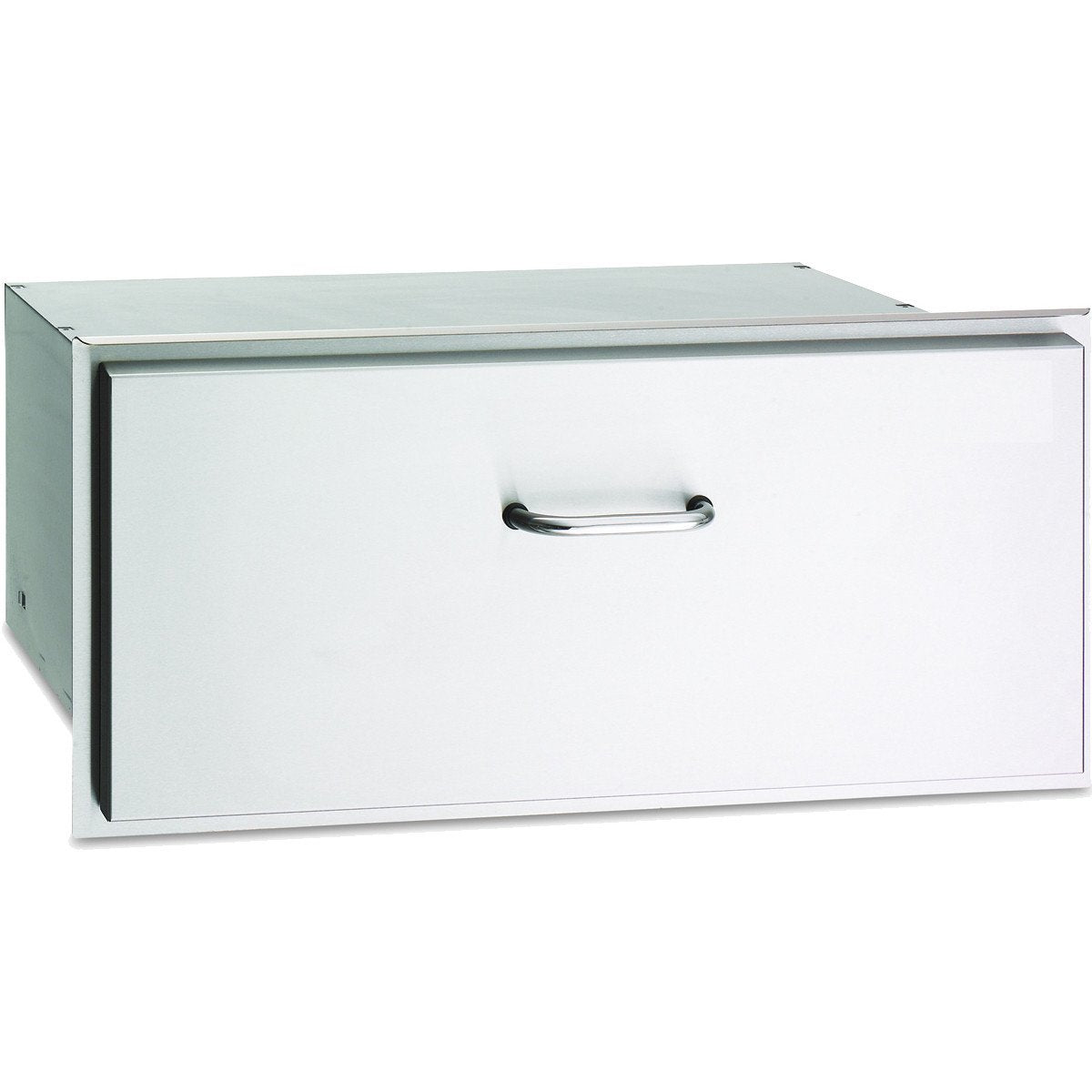 "American Outdoor Grill 30"" Stainless Steel Masonry Drawer"