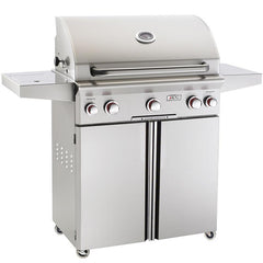 "30"" American Outdoor Grill T-Series On Cart Grill, Liquid Propane"
