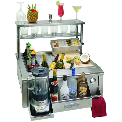 "Alfresco Bartending Package for 30"" Sink"