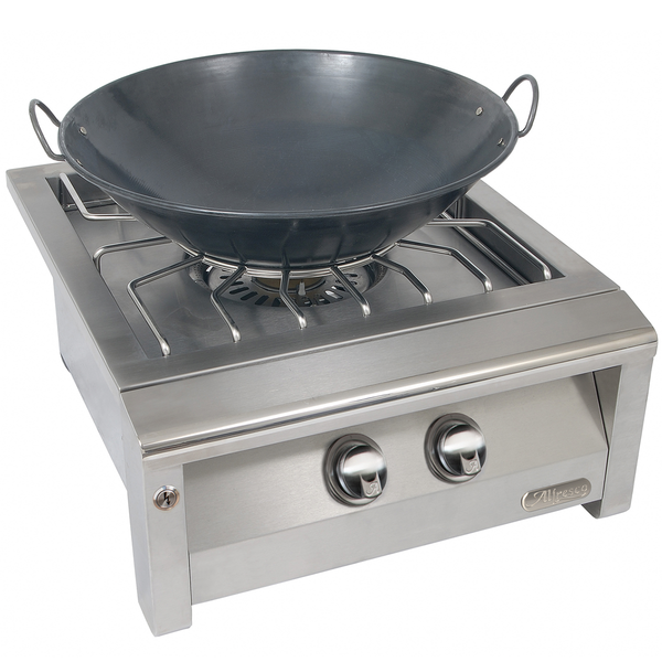 Alfresco 22 Quot Commercial Wok Bbq Outfitters