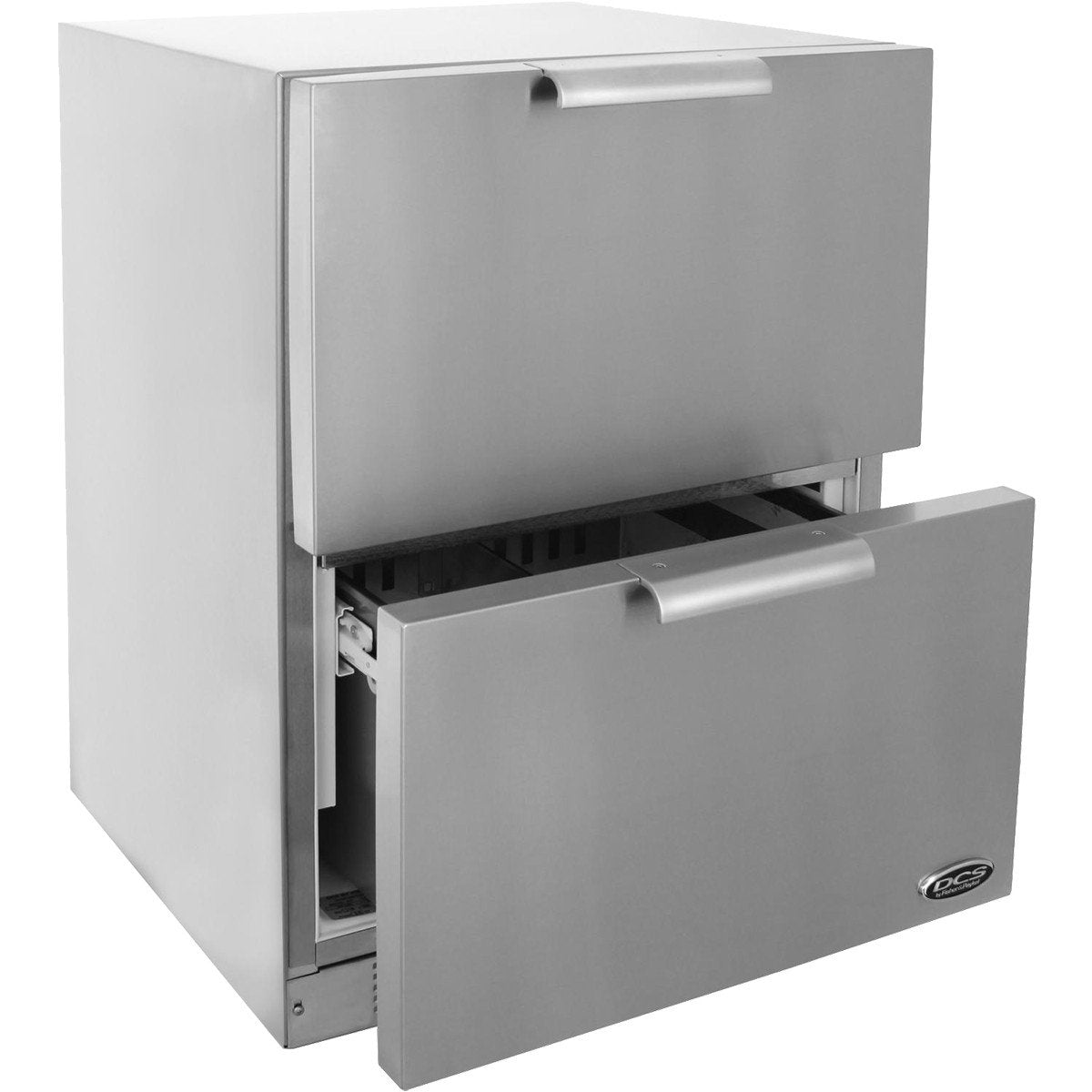 "DCS 24"" Outdoor Refrigerator Double Drawers"
