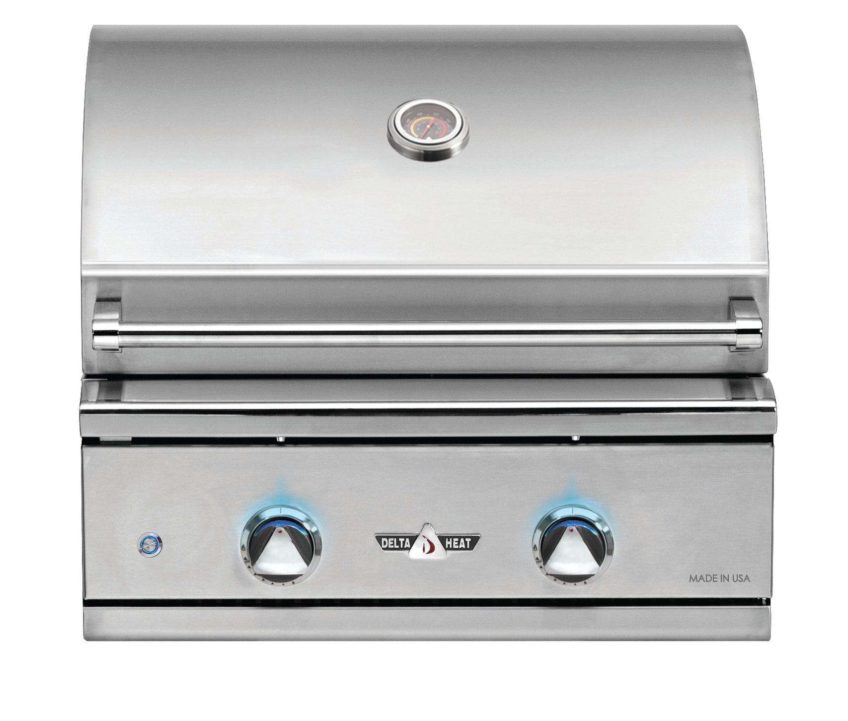 "26"" Delta Heat Gas Grill, Liquid Propane"