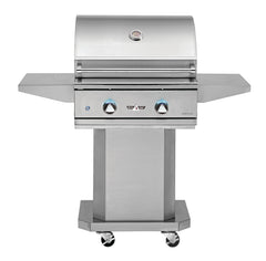 "26"" Delta Heat Freestanding Gas Grill on Cart, Liquid Propane"