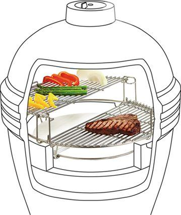 Kamado Joe Big Joe II 24""