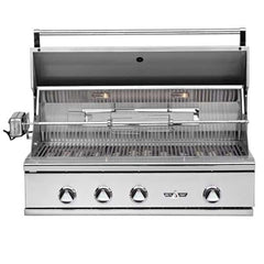 "38"" Delta Heat Gas Grill, Liquid Propane"