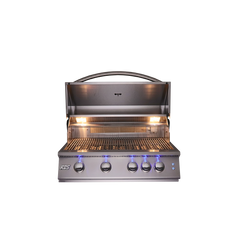 "RCS 32"" Premier Drop-In Grill w/ LED Lights-LP"