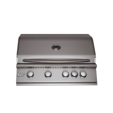"RCS 32"" Premier Drop-In Grill-NG"