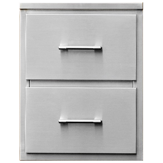 "TEC 18"" Double Drawer"