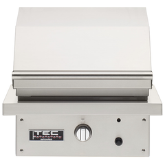 "TEC 26"" Patio FR Built-In Infrared Gas Grill Head, Natural Gas"