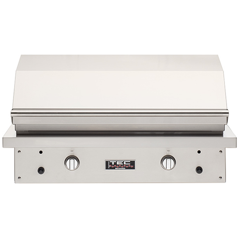 "TEC 44"" Patio FR Built-In Infrared Gas Grill, Natural Gas"