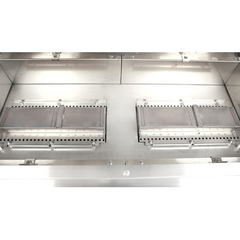 "TEC 44"" Sterling Patio FR Built-In Infrared Gas Grill, Natural Gas"