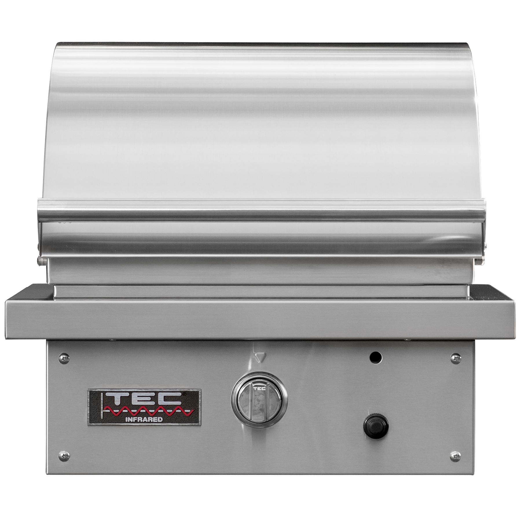 "TEC 26"" Sterling Patio FR Built-In Infrared Gas Grill, Natural Gas"