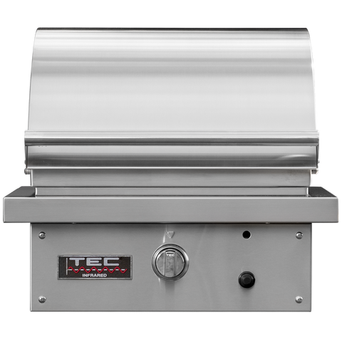 "TEC 26"" Sterling Patio FR Built-In Infrared Gas Grill, Liquid Propane"