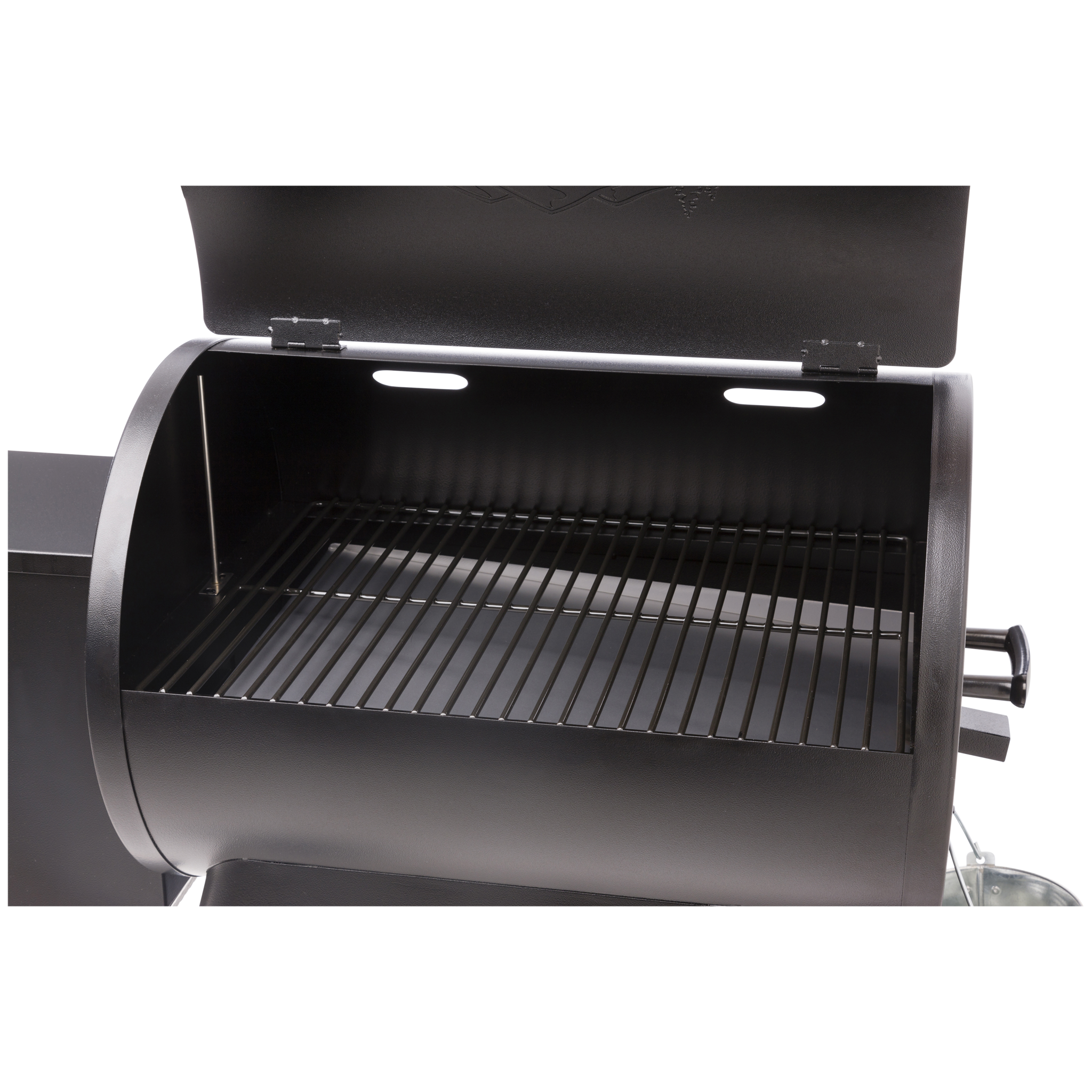 Traeger Tailgater Pro 20 on Cart, Blue