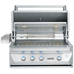 "36"" Twin Eagles Built-In Gas Grill w/ Infrared Rotisserie & Sear Zone, Liquid Propane"