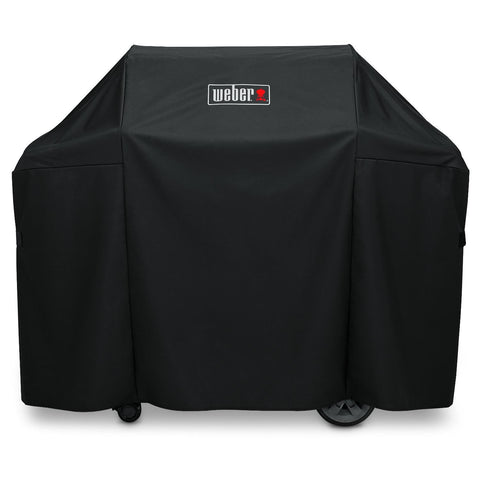 Weber 7131 Premium Grill Cover for Genesis II and Genesis II LX 400 Series Gas Grills
