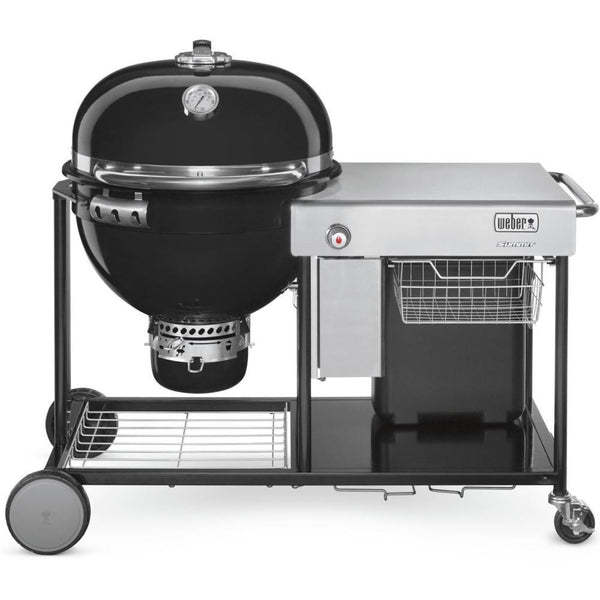 Weber Summit 24 Inch Charcoal Grilling Center Bbq Outfitters