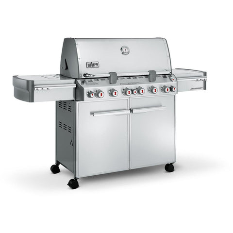 Weber Summit S-670 Freestanding Gas Grill, Liquid Propane