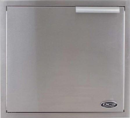 DCS 24-Inch Built-In Stainless Steel Access Doors