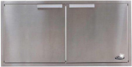 DCS 36-Inch Built-In Stainless Steel Access Doors