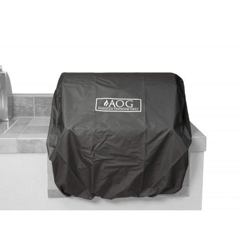 American Outdoor Grill Cover For Built-In Double Side Burners