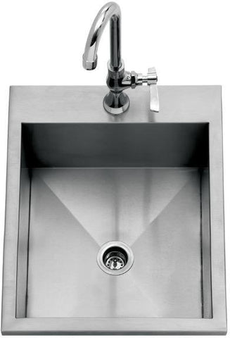 Delta Heat Outdoor Sink