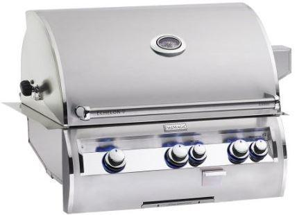 Fire Magic Echelon Diamond E660i Analog Style Natural Gas Built-in Grill