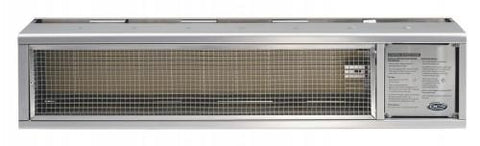 DCS Built-In Natural Gas Patio Heater, Stainless Steel