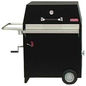 Hasty-Bake Legacy Black Powder Coated Charcoal Grill